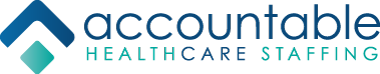 Accountable Healthcare Staffing logo
