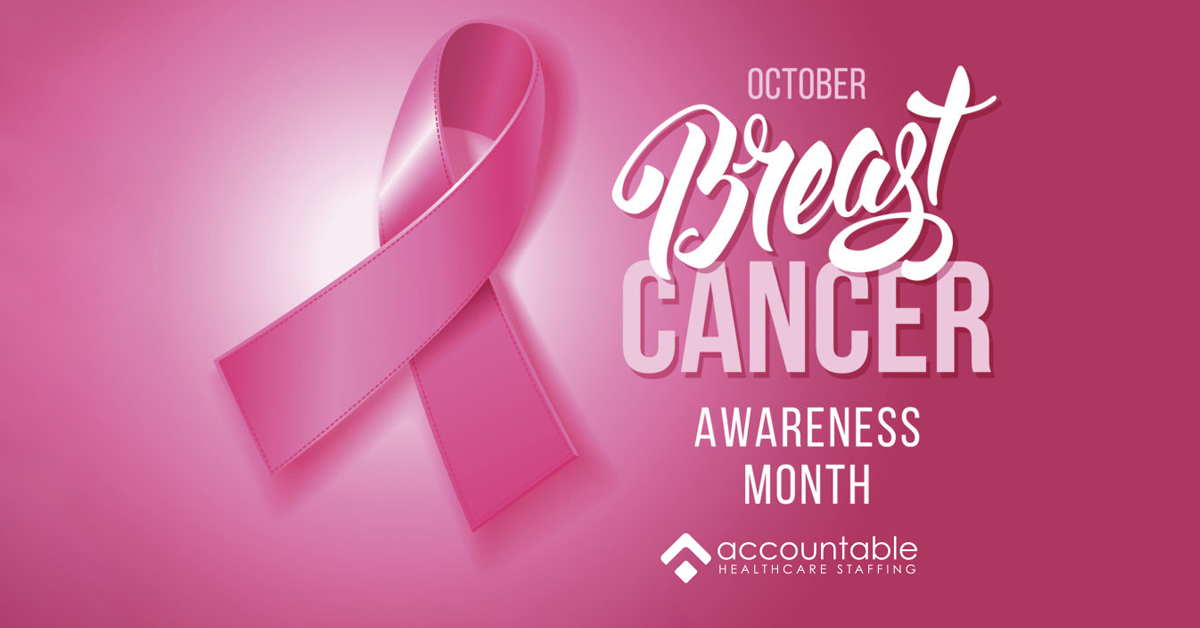 9c18609fec October is Breast Cancer Awareness Month. Here are a few ways you can help  to spread awareness